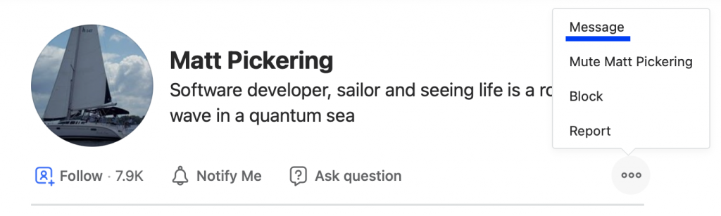 sourcing on quora example 12