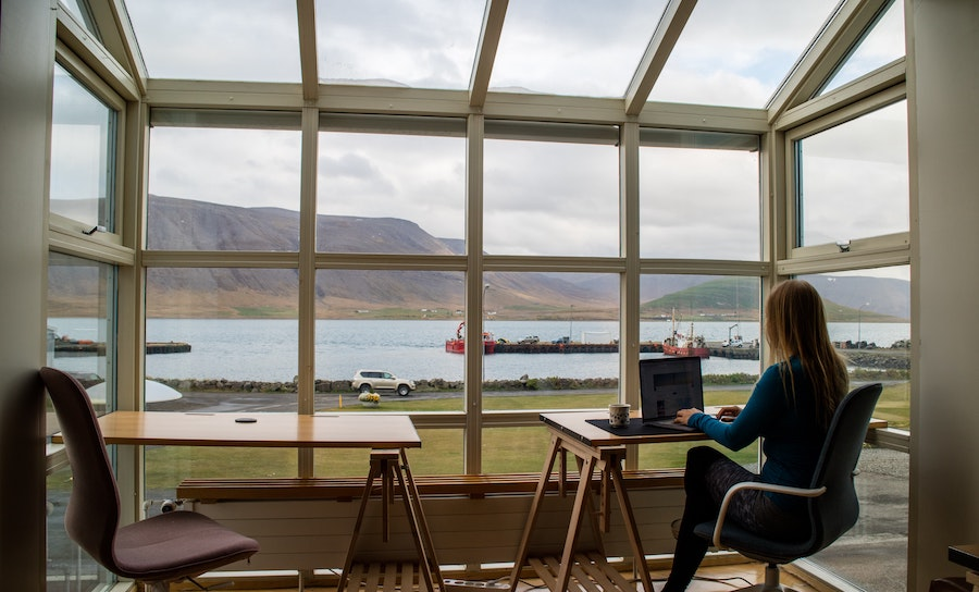 the future of work is remote
